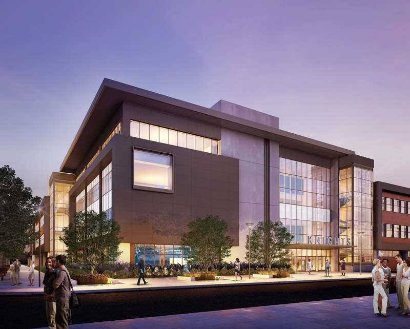 High school designs for Exterior design school